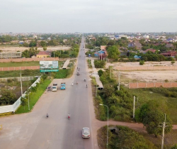 $150 million budget approved for Siem Reap road infrastructure