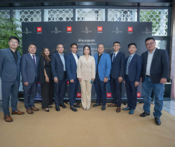 Smart Home Project by Le Condé BKK1 and Xiaomi Cambodia – in the presence of H.R.H Norodom Soriya