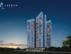Leedon Height Condominium Opened for Booking at a Special Price